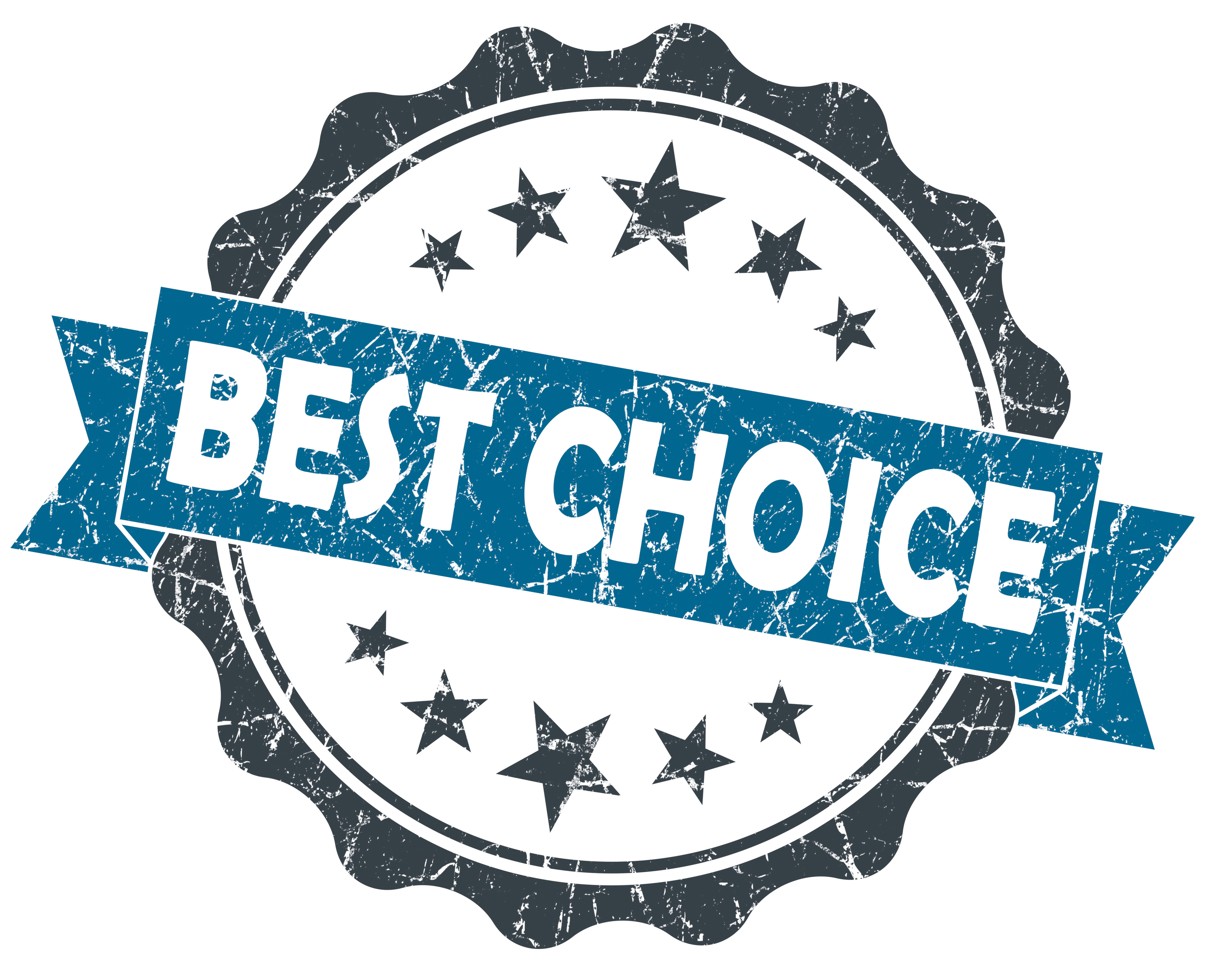 Best choice seal